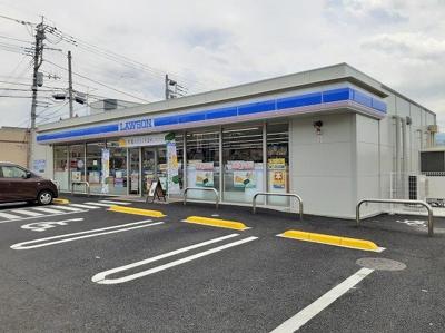 ローソン甲府和戸藤塚店まで800m