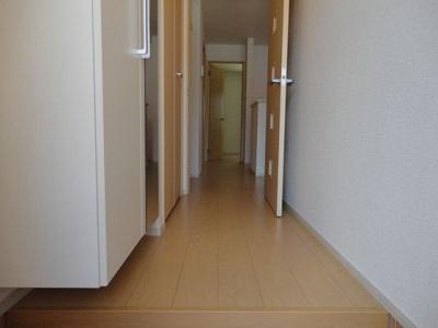 【玄関】ベルソレイユ・UE