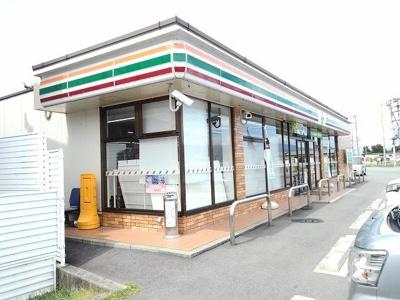 セブンイレブン甲府中道橋店まで750m