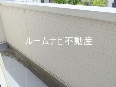 【バルコニー】ドルチェ池袋