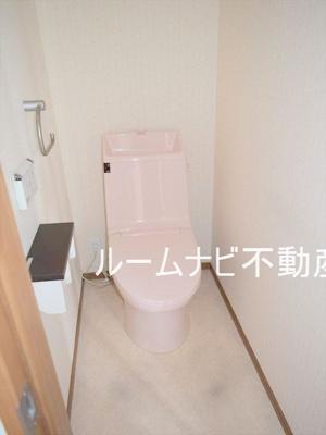 【トイレ】ドルチェ池袋