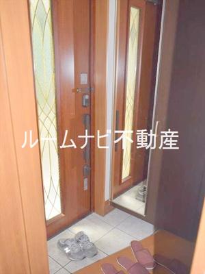【玄関】ドルチェ池袋