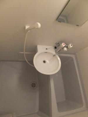 【浴室】レオパレスEAST LEAFⅡ