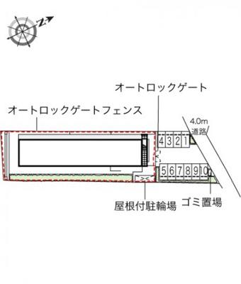 【その他】レオパレス松風ハイツ