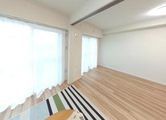 【居間・リビング】ライオンズマンション西国立 仲介手数料半額