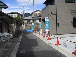 並列2台駐車可能です