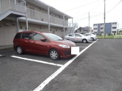 【駐車場】エルディム向日葵