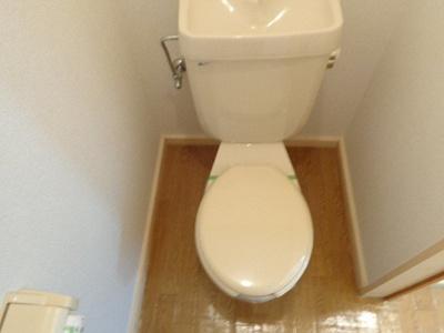 【トイレ】エルディム向日葵