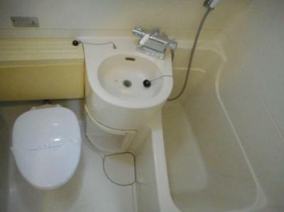 【浴室】Maison Iogi