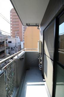 【バルコニー】インペリアル六甲道