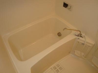 【浴室】フォレストヴィラⅡ