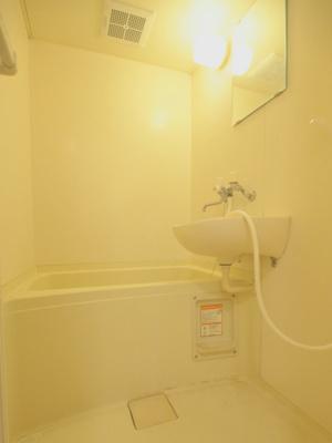 【浴室】レオパレスNEO