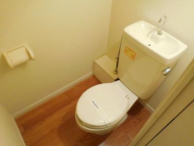 【トイレ】レオパレス門