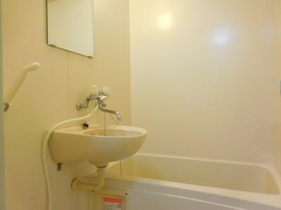 【浴室】レオパレス門