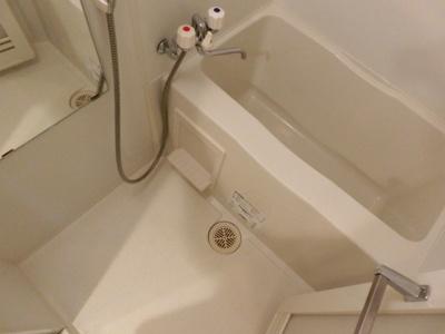 【浴室】ルクレ日本橋馬喰町