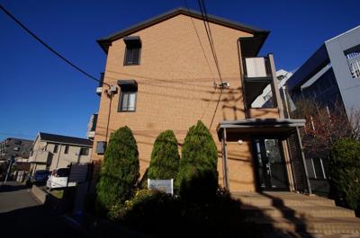 武蔵中原駅徒歩4分の駅近アパートです