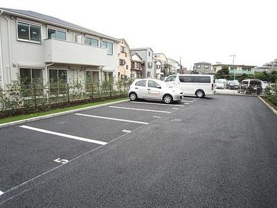 【駐車場】コンフォール瑞江9