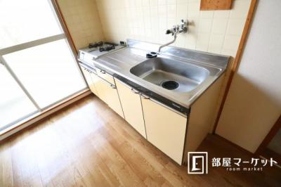 【キッチン】サンシャイン緑丘