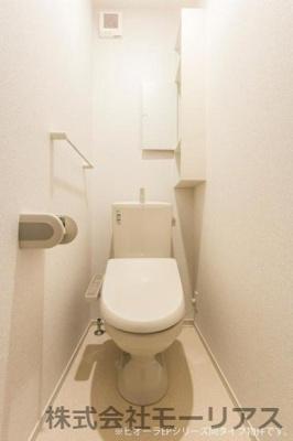【トイレ】モンテルシールⅡA