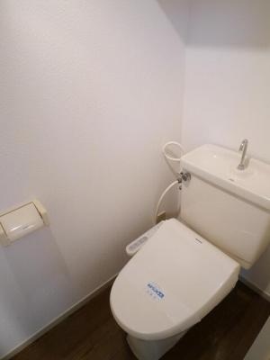 【トイレ】ガーデンハイツ小山