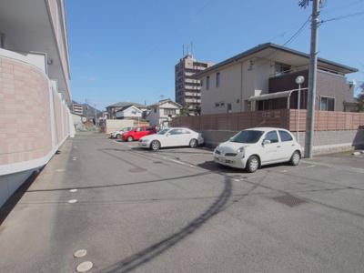【駐車場】ウイル緑井