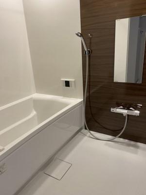 【浴室】ステイツ苦楽園ガーデンヒルズ