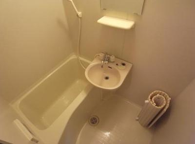 【浴室】エメロードマンション