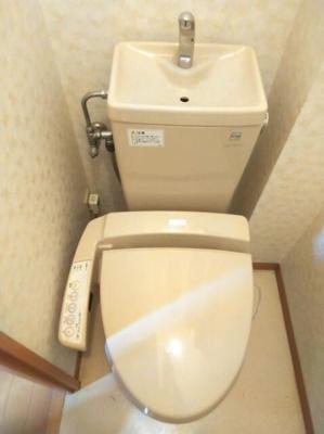 【トイレ】レジデンスSAITOU