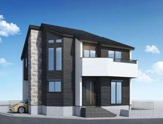高いデザイン性と快適な居住性を兼ね備えた魅力的な住まいです