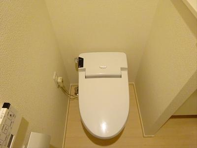 【トイレ】アロッジオ杉並