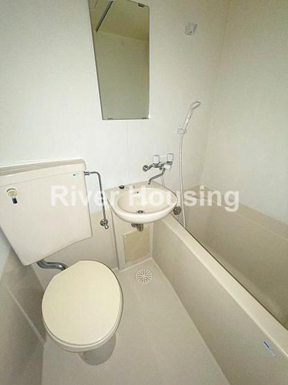 【浴室】ヴィレッジⅠ
