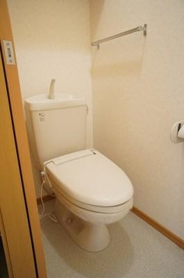 【トイレ】グリーン クリスタル