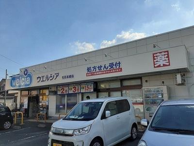 ウエルシア毛呂本郷店まで79m