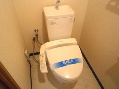 【トイレ】クレールメゾン中野