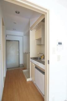 キッチンです ※同間取りの別部屋の写真です