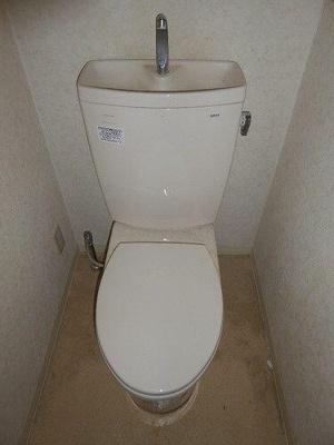 【トイレ】シティスクエア恵比寿