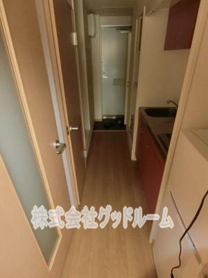 【玄関】レオパレスYOSHIKO
