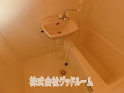 【浴室】レオパレスYOSHIKO