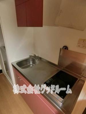 【キッチン】レオパレスYOSHIKO