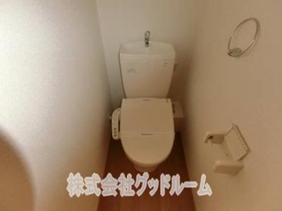 【トイレ】レオパレスYOSHIKO