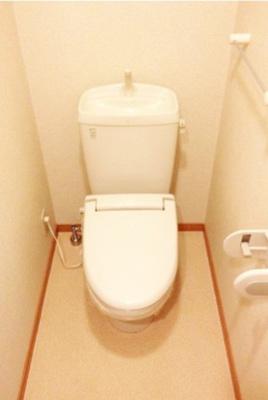 【トイレ】メゾン・フジ山伏町