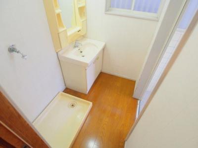【洗面所】宍戸アパート