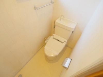 【トイレ】宍戸アパート