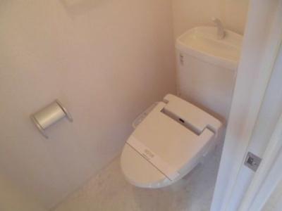 【トイレ】グランジュテ