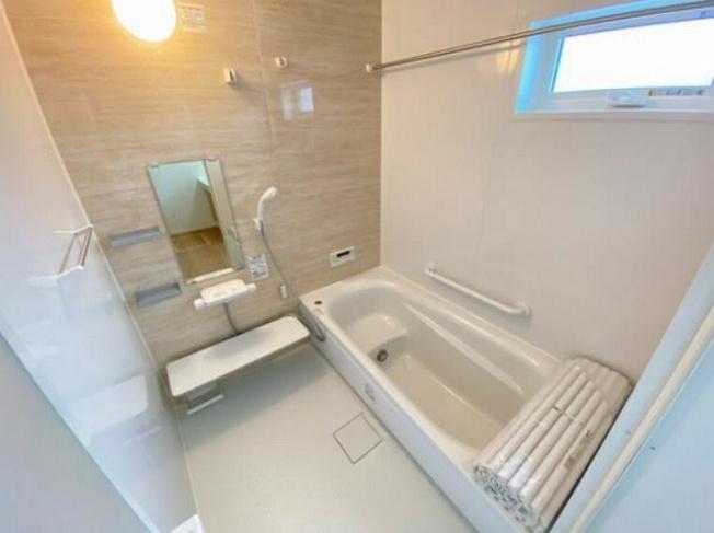 【浴室】堺市北区南花田町新築戸建 1号地(北八下小学校)