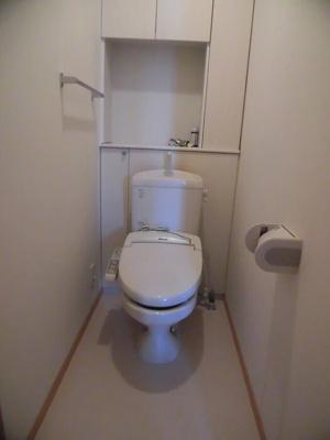 【トイレ】ロイヤルレジデンス A棟