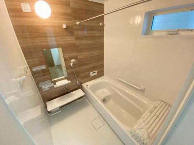 【浴室】堺市北区南花田町新築戸建 3号地(北八下小学校)