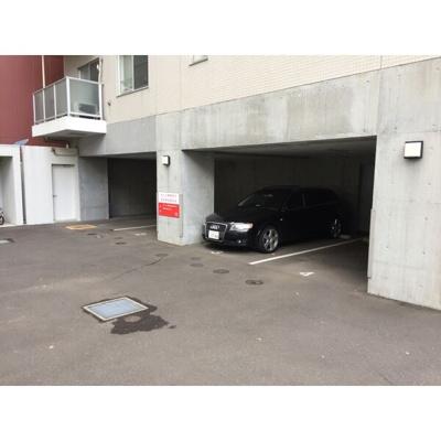 【駐車場】レガーロ札幌ステーション