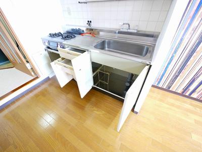 【キッチン】OMマンション東生駒