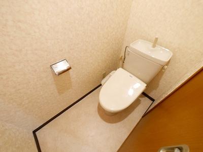 【トイレ】OMマンション東生駒